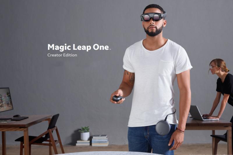Magic Leap lève le voile !!! Enfin... la semaine prochaine...   - 2