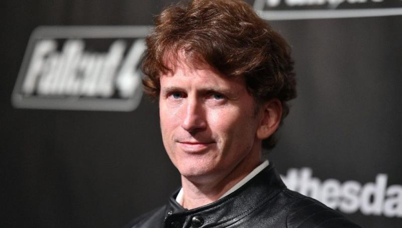 Réaction : interview Todd Howard - 5