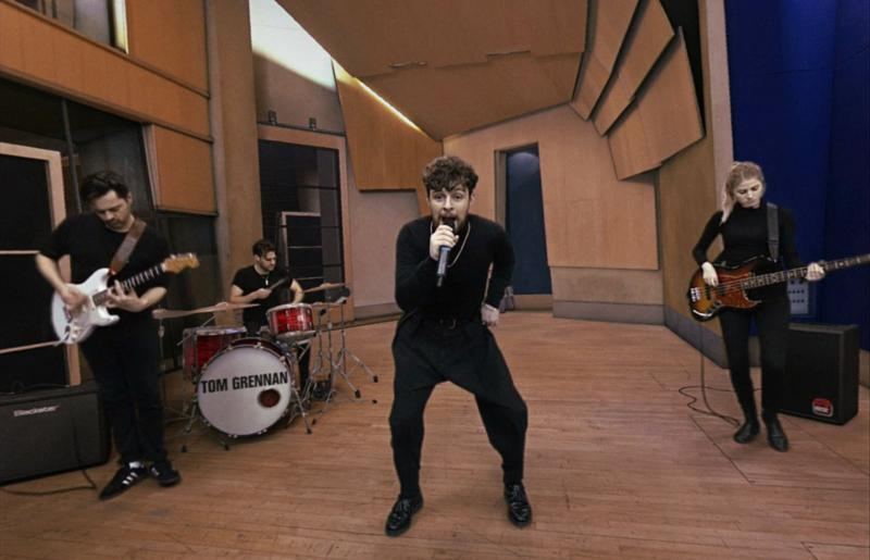 Sony Music annonce Tom Grennan VR Experience - 6