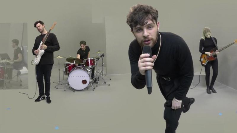 Sony Music annonce Tom Grennan VR Experience - 2
