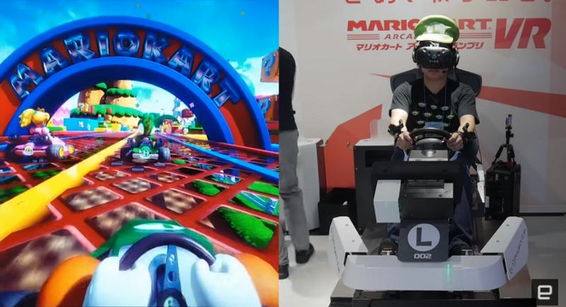 MarioKart VR sort enfin du Japon ! - 2