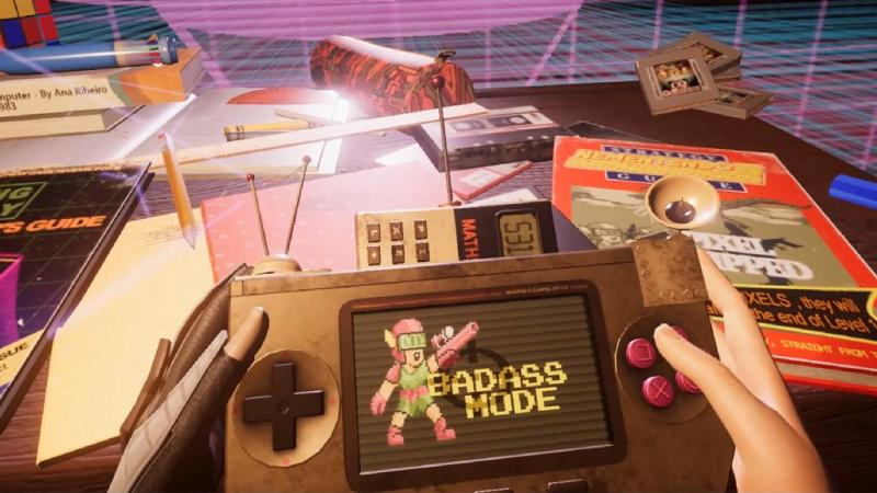 Pixel Ripped 1989 sortira le 31 juillet - 2