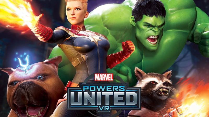 Test : Marvel Power United VR : le minimum syndical pour des super-héros ! - 2