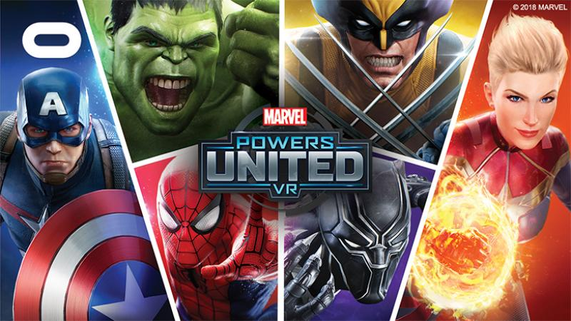 Test : Marvel Power United VR : le minimum syndical pour des super-héros ! - 19
