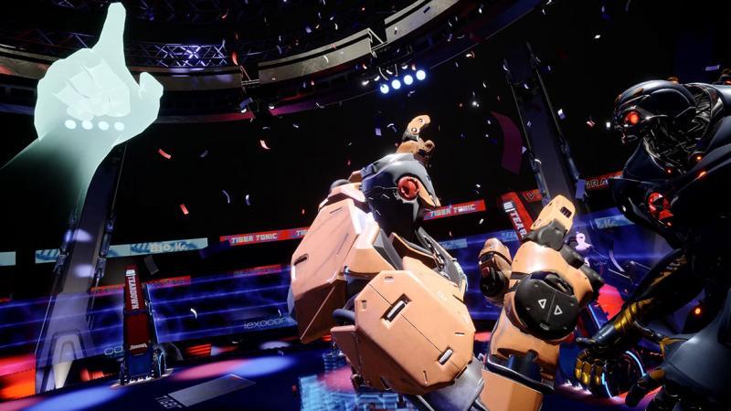 Mecha Rushdown : Real Steal en réalité virtuelle ? Round 1 cette semaine ! - 2