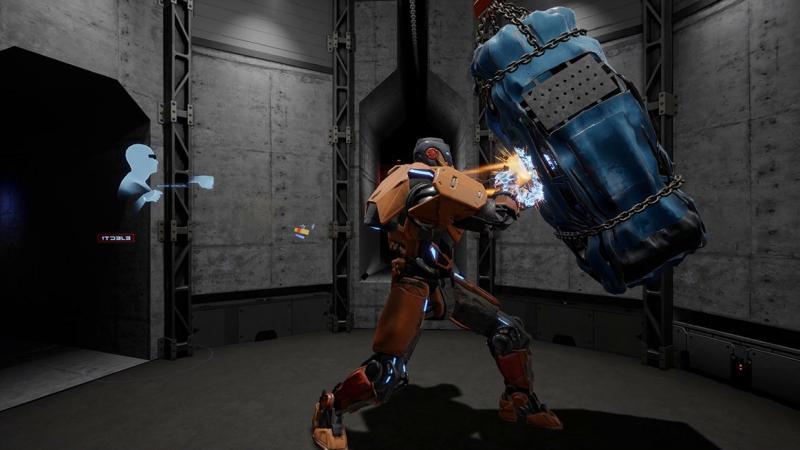 Mecha Rushdown : Real Steal en réalité virtuelle ? Round 1 cette semaine ! - 6