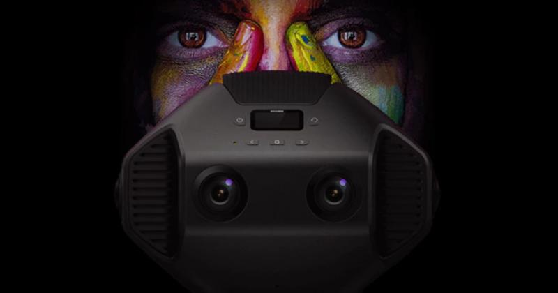 Gros succès pour la caméra Detu MAX sur Kickstarter - 2