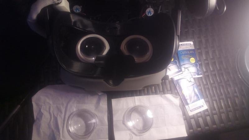 TUTORIEL : Optimiser son HTC Vive avec les lentilles GearVR - 11