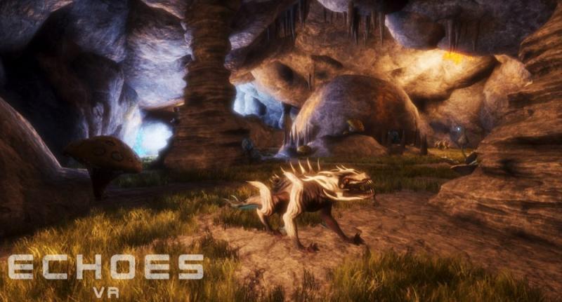 Echoes VR, un jeu d'action infiltration en gestation pour le PSVR  - 2