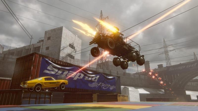 Vroom Kaboom arrive sur PS4 et PC sous peu - 2