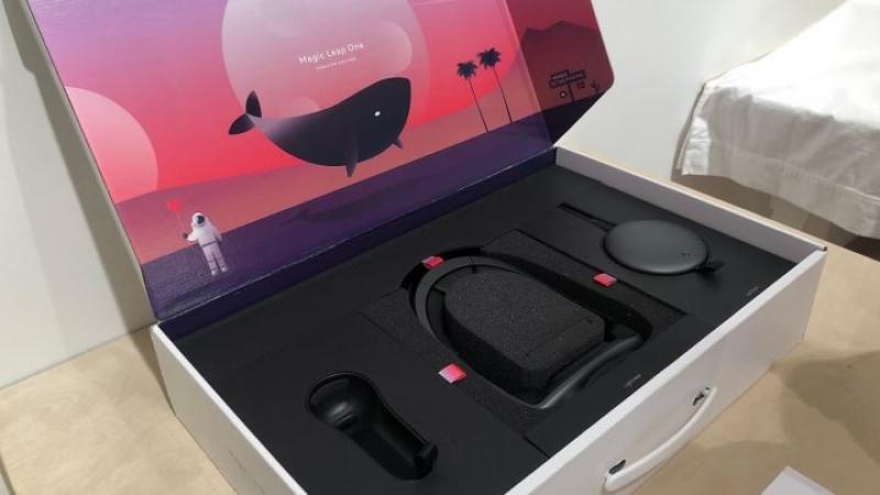 Magic Leap One : le casque de réalité augmentée est disponible - 6