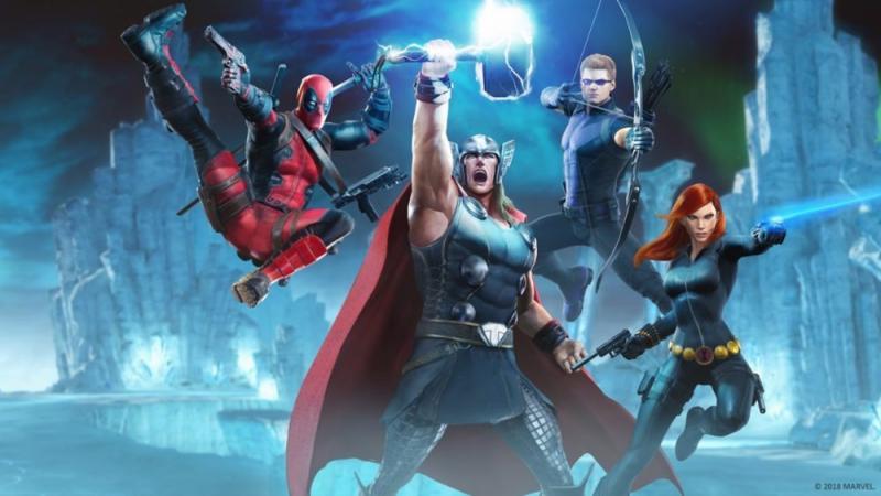 Grosse première mise à jour pour Marvel Powers United VR - 2