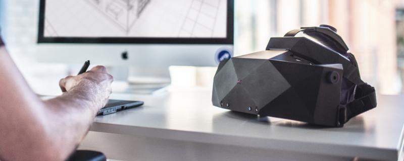 Découverte du casque de réalité virtuelle XTAL ! - 2