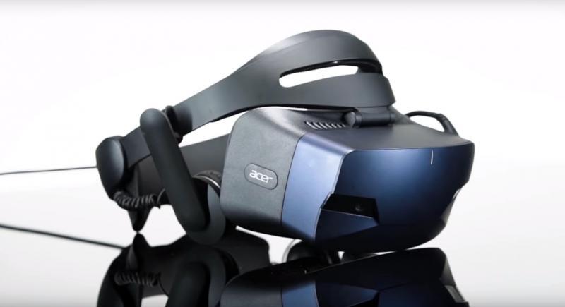 Acer annonce un nouveau casque Windows Mixed Reality baptisé Acer OJO 500 - 2