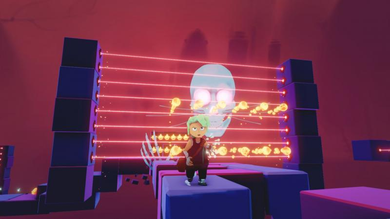 Carly and the Reaperman – Escape from the Underworld se met à jour en solo - 2