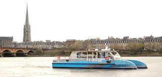 Navette fluviale Bordeaux