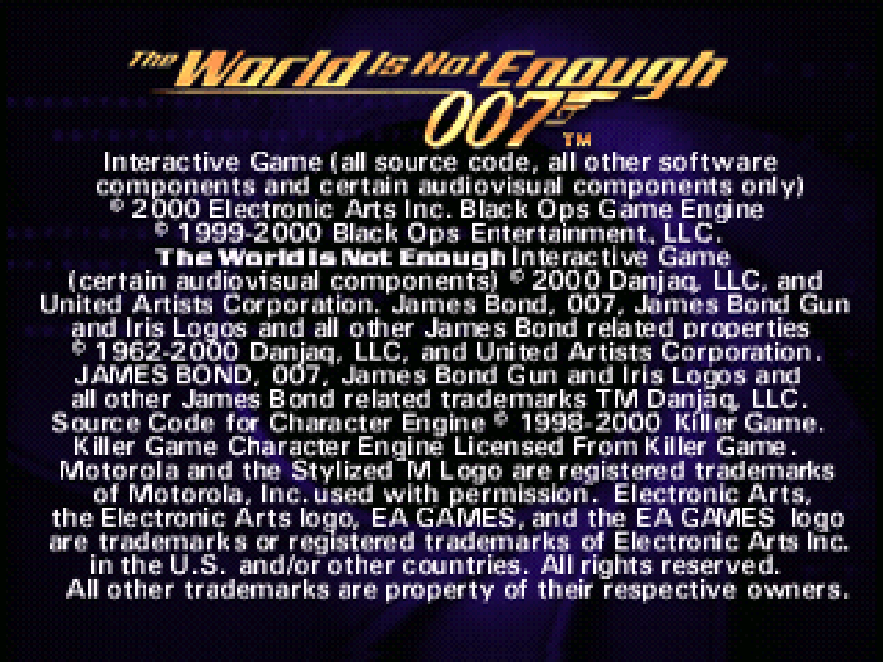 https://s3.eu-west-3.amazonaws.com/games.anthony-dessalles.com/007 The World Is Not Enough PS1 2020 - Screenshots/007 The World Is Not Enough-201121-163434.png