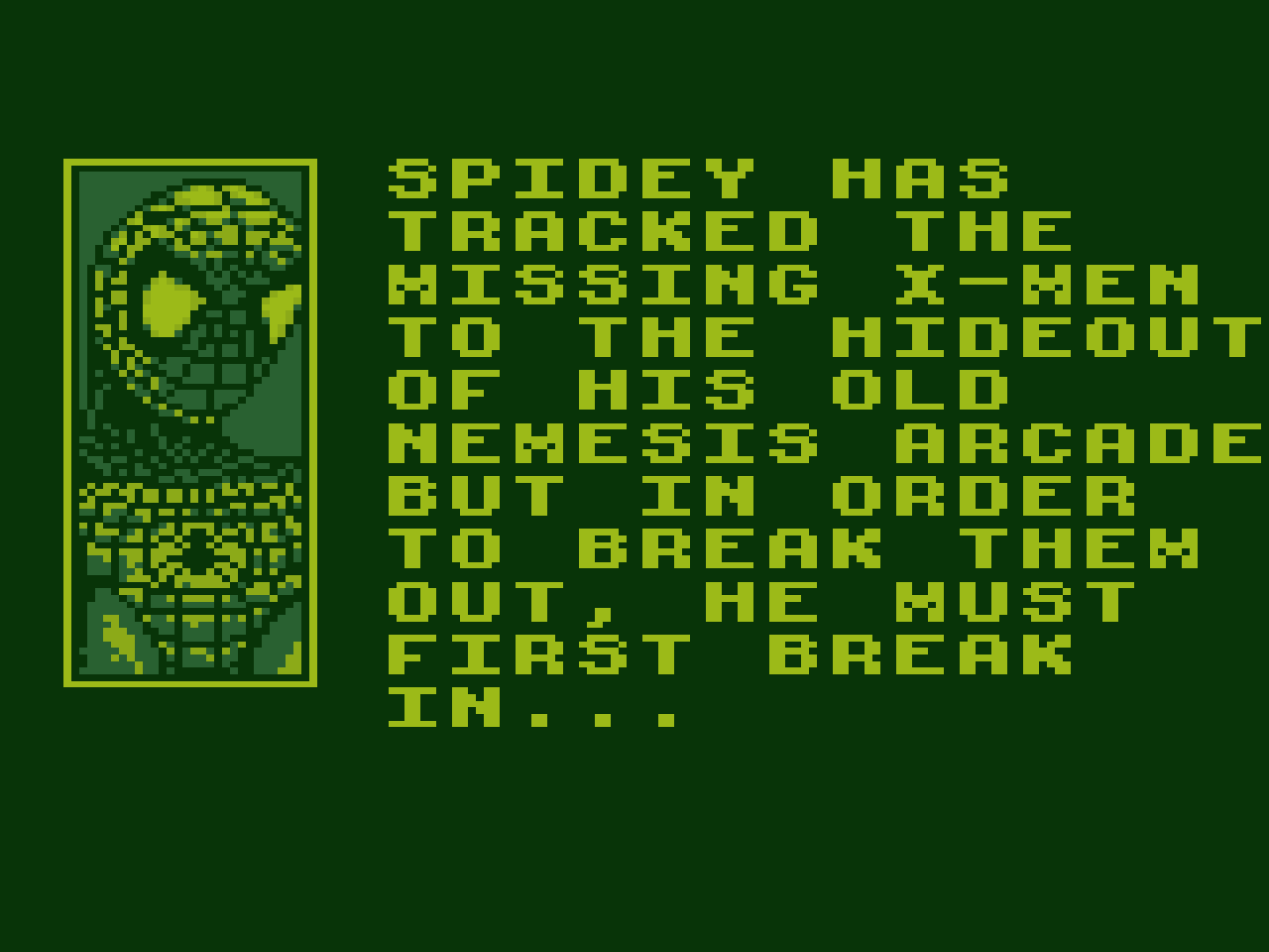 https://s3.eu-west-3.amazonaws.com/games.anthony-dessalles.com/Spider-Man and the X-Men in Arcade's Revenge GB 2020 - Screenshots/Spider-Man and the X-Men in Arcade's Revenge-201113-173650.png
