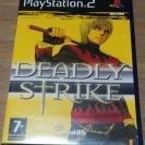 Deadly Strike PS2 Pal Esp