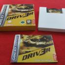 JUEGO DRIVER III NINTENDO GAME BOY ADVANCE