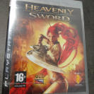Heavenly Sword PAL ESP PS3 Nuevo