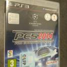 PES 2014 PAL ESP PS3 Nuevo