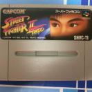 JUEGO STREET FIGHTER 2 TURBO SUPER FAMICOM JAPONESA SUPERNES
