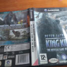 KING KONG PETER JACKSON'S GAMECUBE PAL ESP