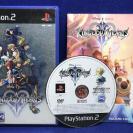 Kingdom Hearts II PS2 COMPLETO PAL España