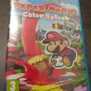 Paper Mario PAL ESP Nuevo