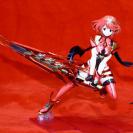 Figura Pyra - Homura de Xenoblade Chronicles 2