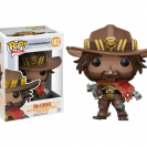 Overwatch POP! Games Vinyl Figura McCree