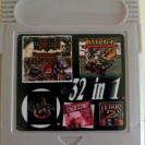 Juegos Game boy 32 juegos en uno