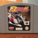 F1 Pole Position 64 Nintendo 64 N64