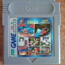 GAME BOY-JUEGOS MULTIPLES (4A)