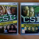 CSI pruebas ocultas y determinación mortal
