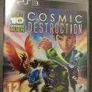 Ben 10 Cosmic Destruction PAL ESP PS3 Nuevo!