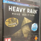 Heavy Rain Move edition PAL ESP PS3 Nuevo.