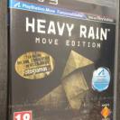 Heavy Rain Move edition PAL ESP PS3 Nuevo.