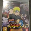 Naruto Shippuden Ultimate Ninja Storm 3 PAL ESP PS3 Nuevo