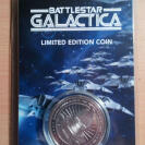 Battlestar Galactica Limited Edition Silver Coin