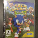 Sega Superstars Tennis PAL ESP PS3 Nuevo!