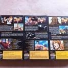 ANIME STREET FIGHTER II LA SERIE VHS.