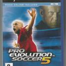 Pro Evolution Soccer 5 (PAL)