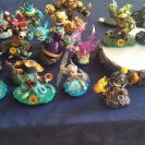 Skylanders swap force y figuras
