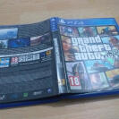 GRAND THEFT AUTO V PS4 PAL ESP