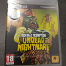 Red Dead Redemption Undead Nightmare PAL ESP PS3 Nuevo