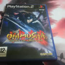 Onimusha Dawn of Dreams Ps2