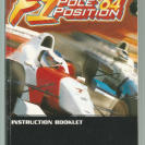 Manual para F1 Pole Position 64 (PAL)/