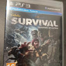 Survival Shadows of katmai PAL ESP PS3 Nuevo